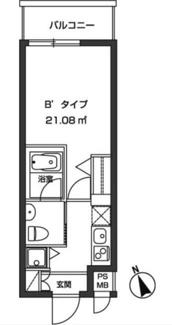レジディア虎ノ門