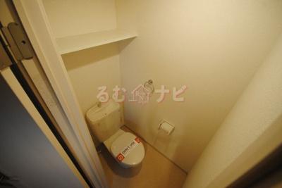 【トイレ】クレフラスト三宅