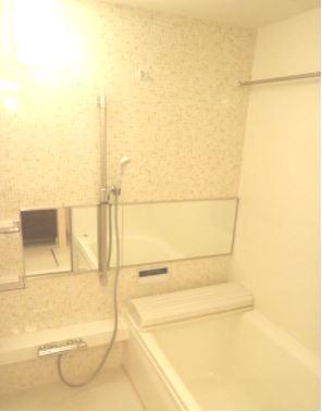 【浴室】カーサ高善A棟