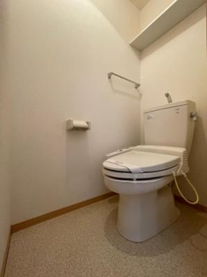【トイレ】セジュール名谷Ⅱ