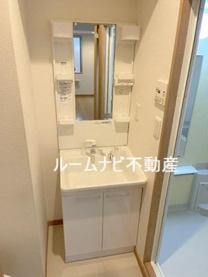 【洗面所】レジス音羽の杜
