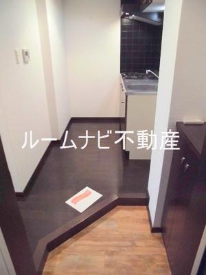 【玄関】ル・リオン池袋椎名町