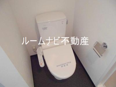 【トイレ】ル・リオン池袋椎名町