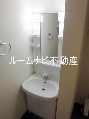 【洗面所】ル・リオン池袋椎名町