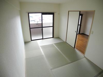 ※室内画像は別号室のもの