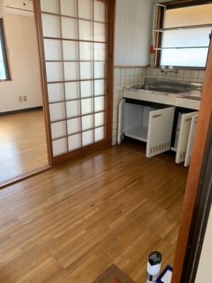 【キッチン】パンダ新本町