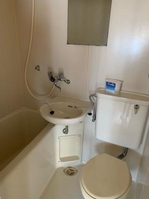 【浴室】パンダ新本町