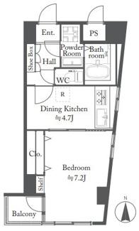 便利な暮らしができる場所。眺望良好な5階のお住まいです。