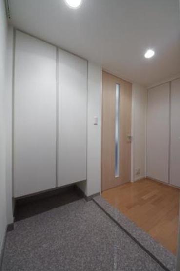 【玄関】ユニゾンタワー