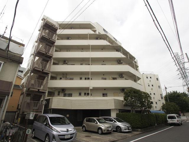 【外観】稲和高島平ハイム