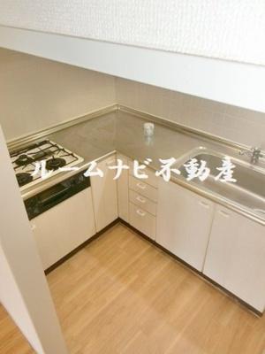 【キッチン】成加パラシオン