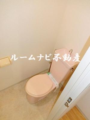 【トイレ】成加パラシオン
