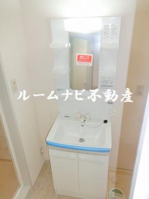【独立洗面台】成加パラシオン