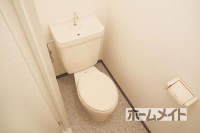 【トイレ】ベル・レオーネ