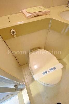 【トイレ】Annex国領