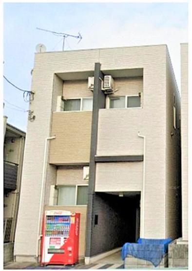 【外観】千葉市中央区今井1丁目の一棟売りアパート