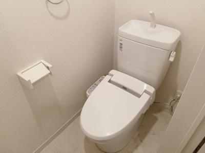 【トイレ】グラフティ ファミーユ