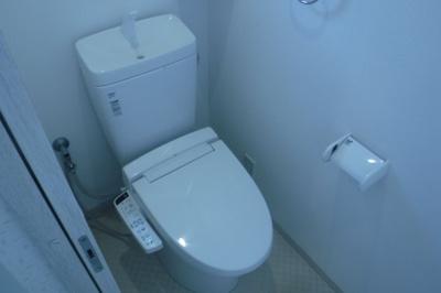 【トイレ】ローズマリーハイツ