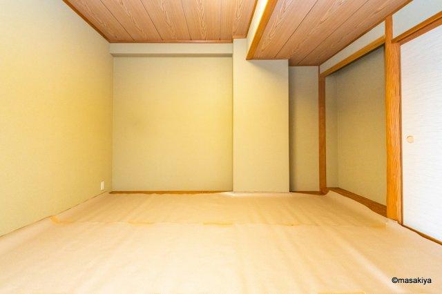【和室】グランドハイツ表参道東館