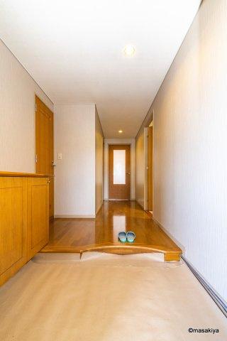 【玄関】グランドハイツ表参道東館