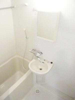 【浴室】クレイシア両国