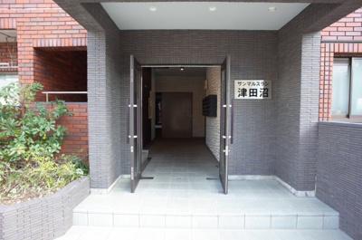 【エントランス】サンマルスラン津田沼