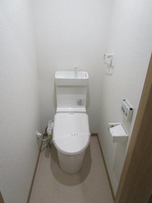 【トイレ】マンション富士