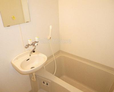 【浴室】ソレイユマンションタニ
