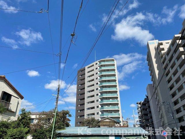 【外観】藤沢市藤沢 パレステージ藤沢シャインコート203