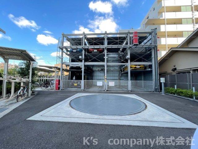 【駐車場】藤沢市藤沢 パレステージ藤沢シャインコート203