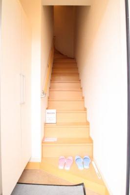 【玄関】ラフィーネ林Ⅲ