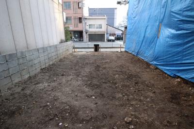 【前面道路含む現地写真】地下鉄丸太町 売土地