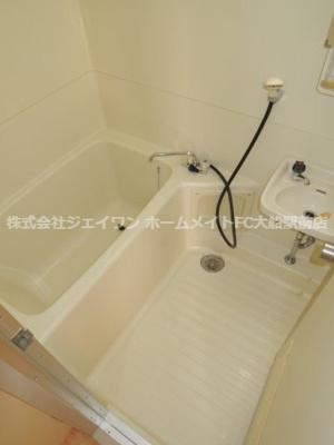【浴室】リリー本郷台10号棟