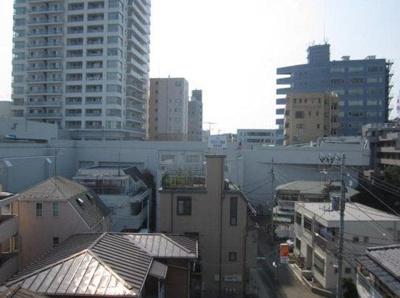 【展望】ラグジュアリーアパートメント東中野