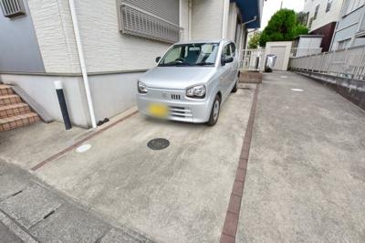 【駐車場】メローネ