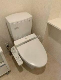 【トイレ】グランドコンシェルジュ板橋本町