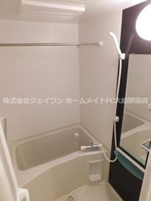 【浴室】リブリ・アペルト大船