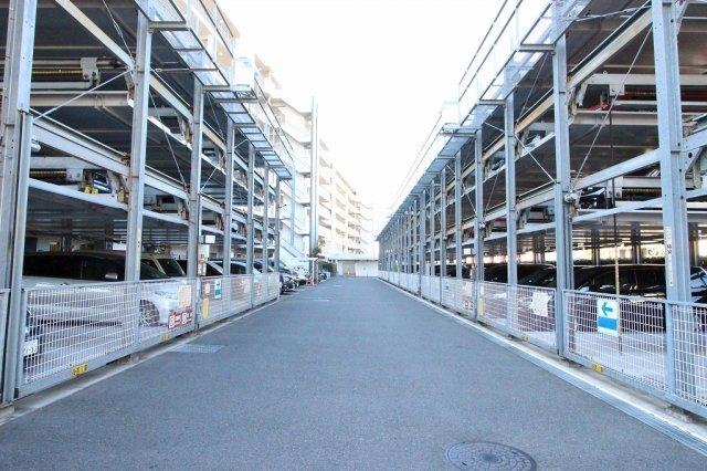 敷地内に駐車場があります:八潮新築ナビで検索♪