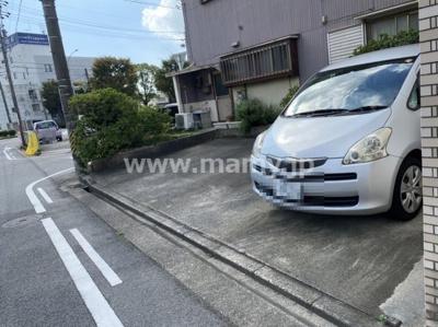 【外観】北浜田町駐車場S