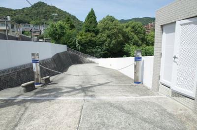 【駐車場】パークレジデンス芦屋川