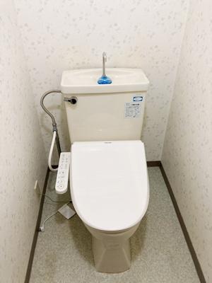 【トイレ】ライオンズマンション鶴ヶ島