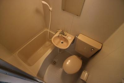 【浴室】アンピエス六甲