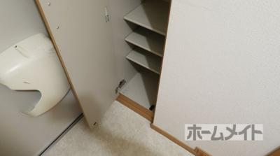 【収納】ロイヤルコート