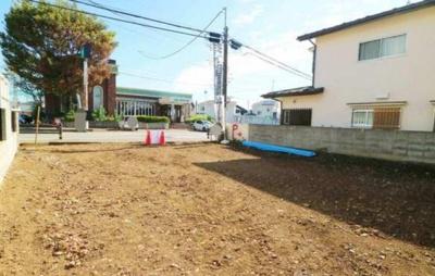 【前面道路含む現地写真】入間市下藤沢 全1棟
