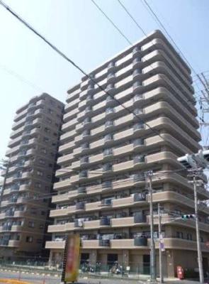 【外観】ロータリーマンション西大津3番館