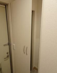 【玄関】カーサ高善C棟
