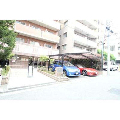 【駐車場】メインステージ赤坂(メインステージアカサカ)