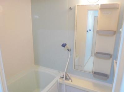【浴室】ライオンズマンション泊第6