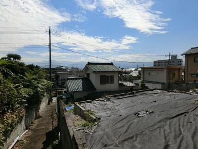 【展望】東光寺町土地