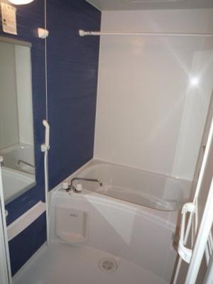 【浴室】ル シェル ブルー